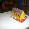Madáretetőket készítettek a közösségi házban